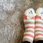 オフィスや自宅で足元が冷える人に必見!お勧めの冷え対策教えます!